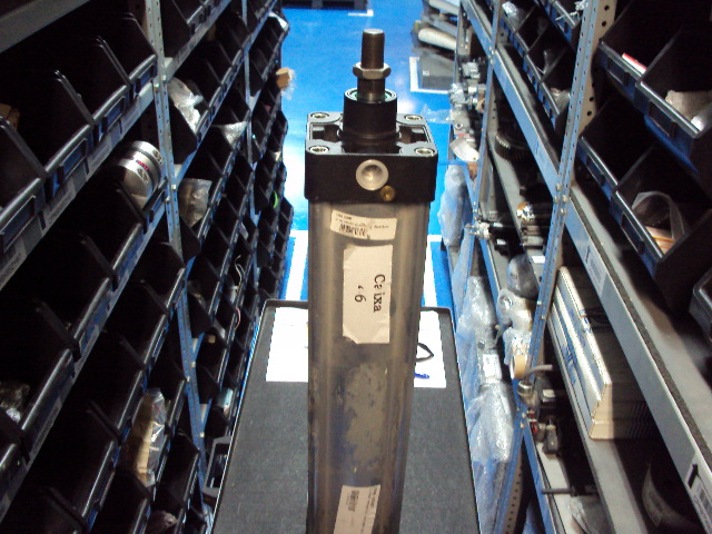 CILINDRO PNEUMATICO 100X410MM ISO 6431 REV17
