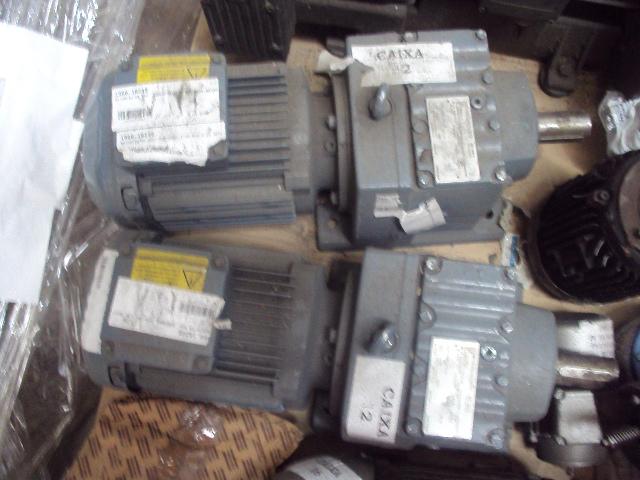 MOTOREDUTOR SEW  220/380V 1710 RPM 2,2K REV17
