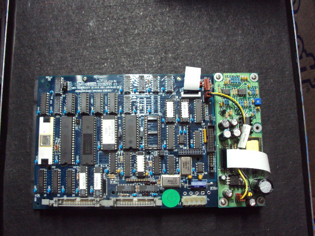 DISPLAY DO CONSOLE ROT8 REV17