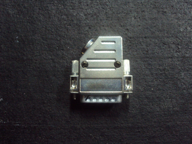 CONECTOR DA15P 064H TX