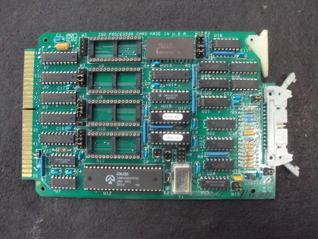PLACA CONTROLADORA CPU