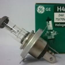 LAMPADA GE H4 24V 70/75W 38836