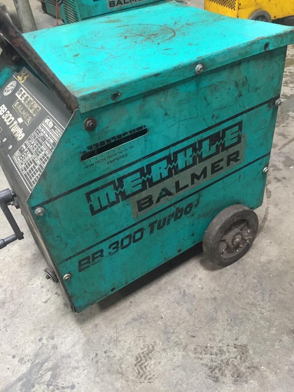 Balmer BB 300 turbo