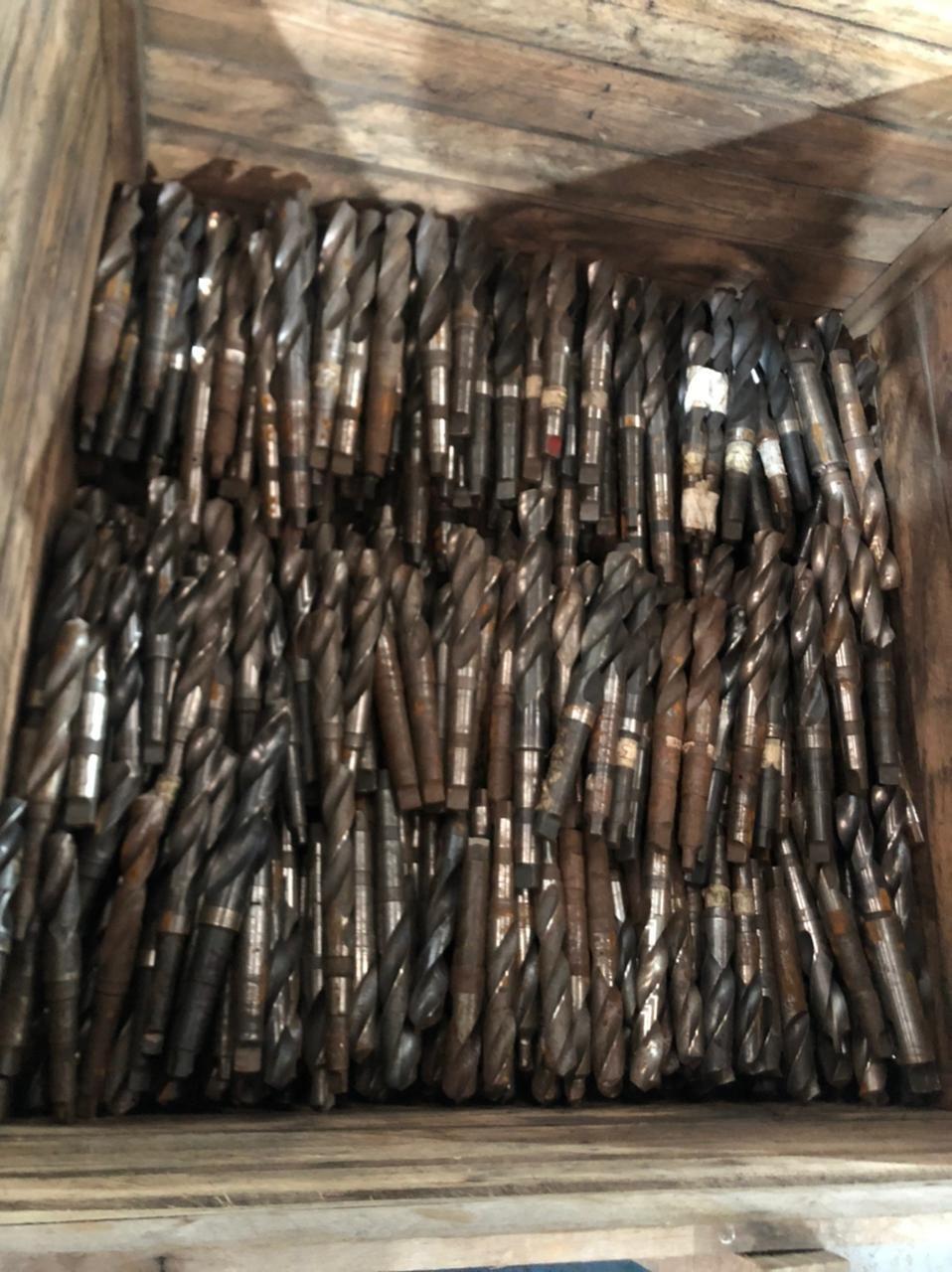 Brocas aço rápido 3 a 75 mm