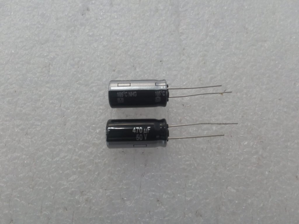Capacitor Eletrolítico 470uf-50v Panasonic