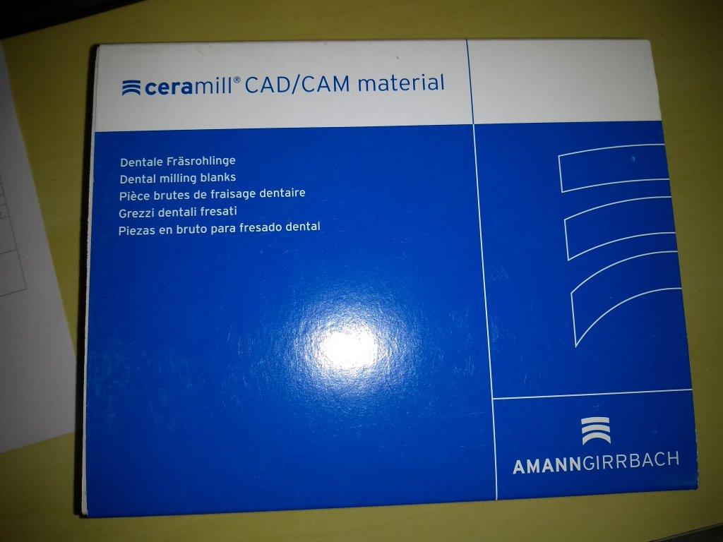 CERAMILL SPLINTEC STANDARD 71 XS