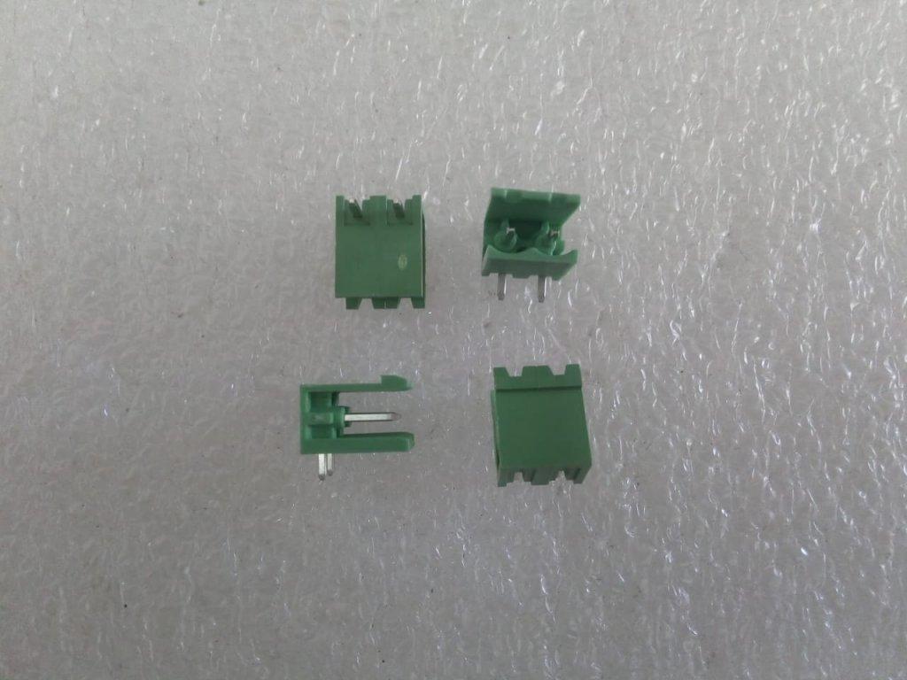 Conector PCB MSTB 2,5 / 2-G