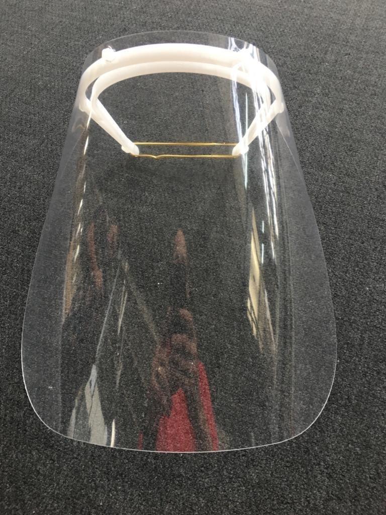PROMOÇÃO - Face Shield (protetor ou escudo facial)