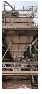 Moinho - Marca: Alstom; Adequado a NR12: Não; Ano de Fabricação: 1980;
