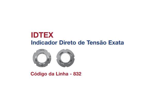 ARRUELA IDTEX A325 (AR IDTEX A325 1.1/8 ZMEC)