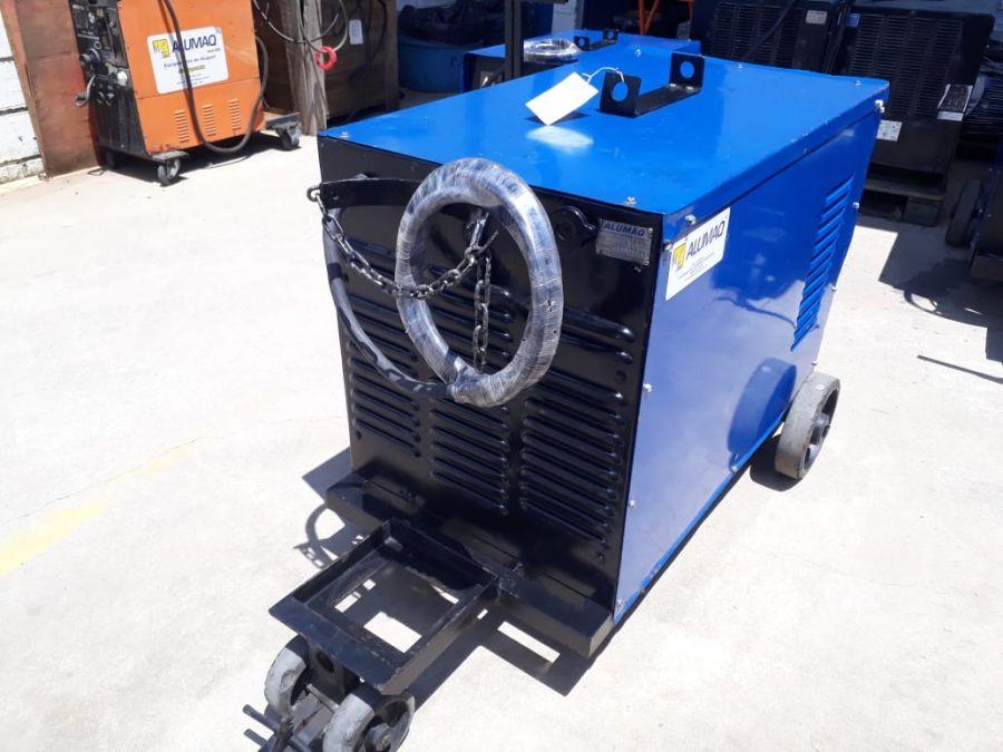 Equipamento de SOLDA TIG - EUTECTIC DPT 500 AC/DC