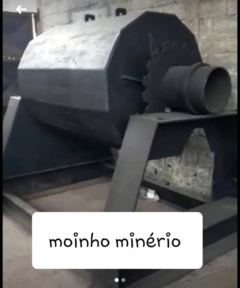 Moinho de Minérios