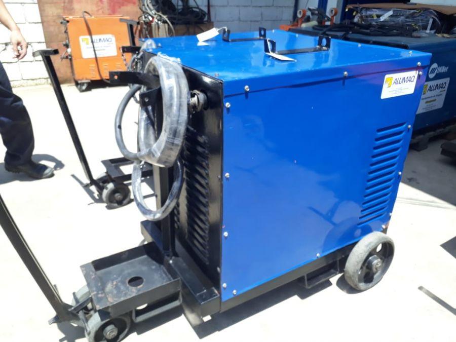 Equipamento de solda TIG - EUTECTIC DPT 300 AC/DC