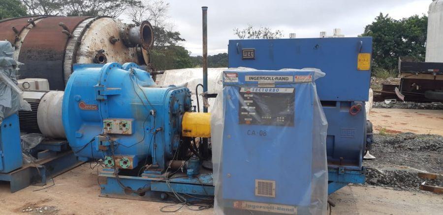 Compressor Centrífugo Centac 800 hp