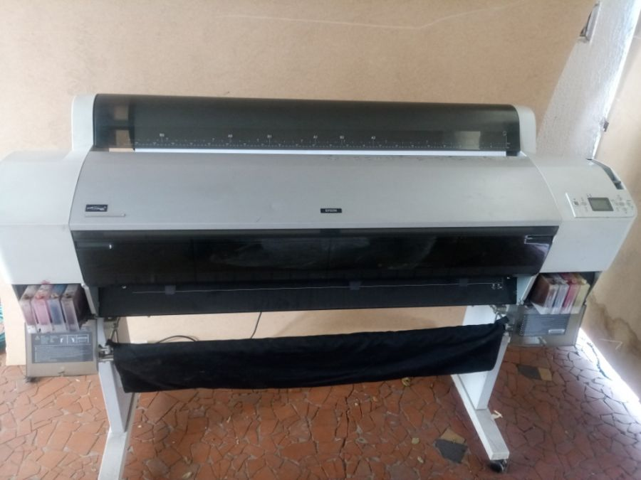 Impressora Plotter Epson Stylus Pro 9800