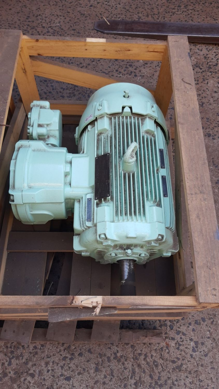 Motor Weg 25 CV