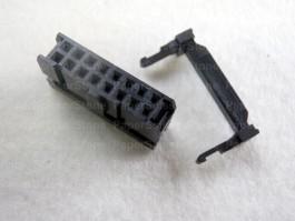 CONECTOR EDGE 20 V P/FLAT cable  S/ORELHA