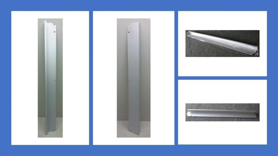 Puxador Aluminio