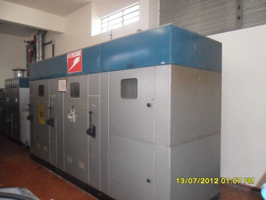 Sub-estação