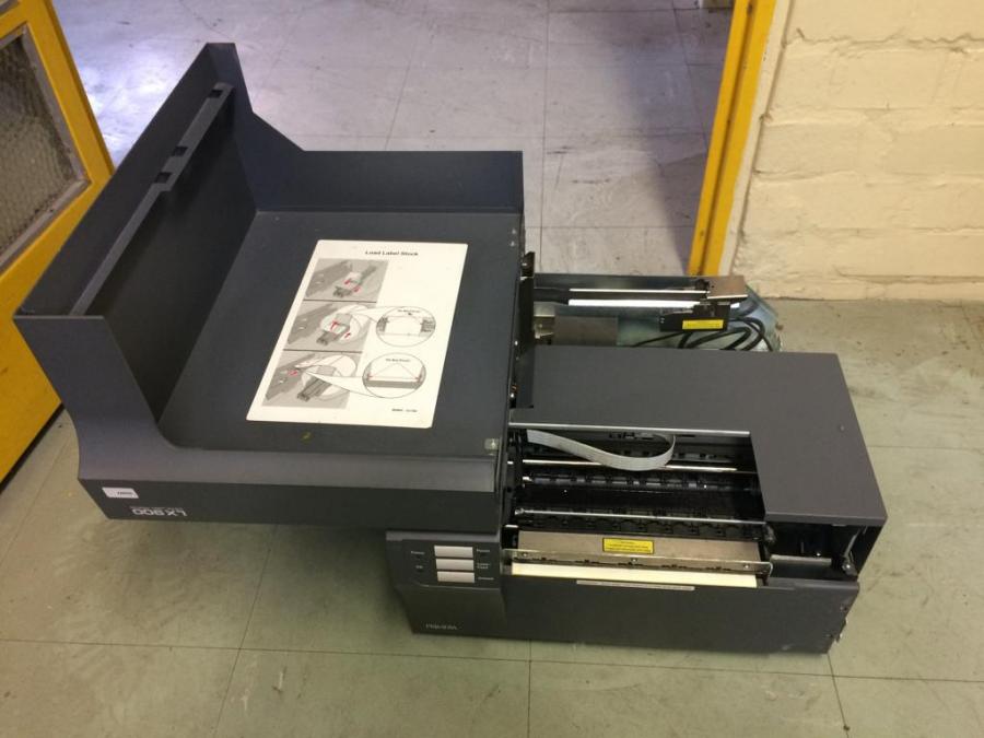 Impressora LX 900 e Cartuchos e componentes.