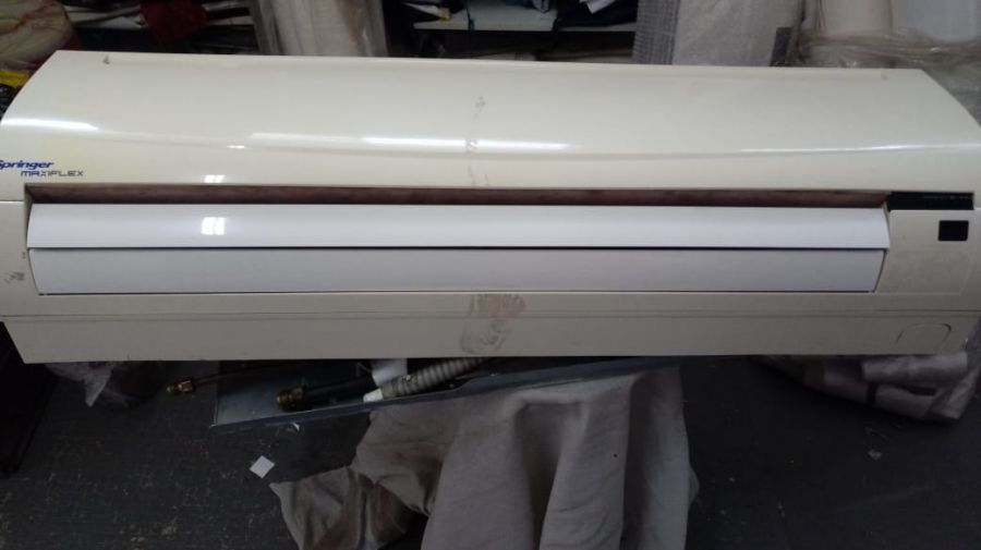 Ar condicionado springer maxiflex 22000 Btus