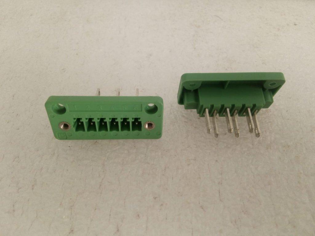 Plugue Conector Phoenix Dfk-mc 1,5/ 6-gf-3,81