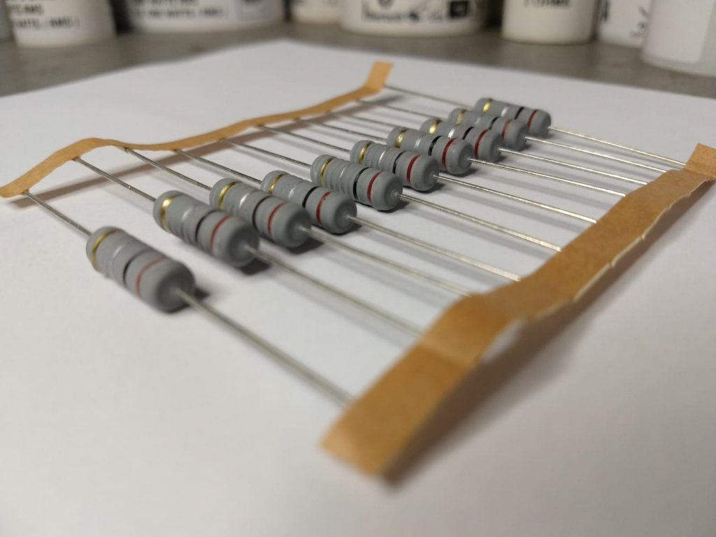 Resistor 0R10 5W 5%