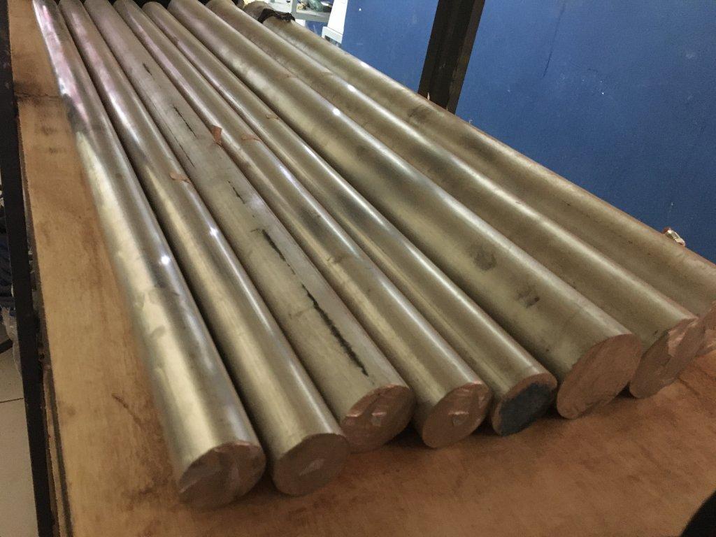 Tarugos de alumínio