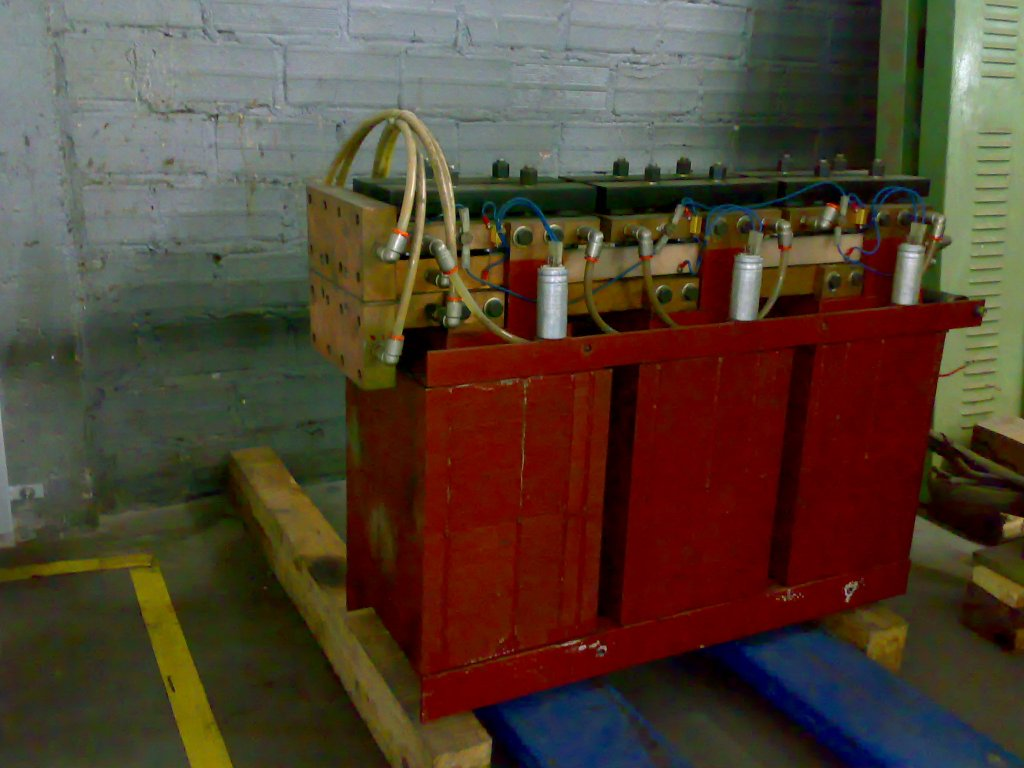 Transformador Solda Ponto / Projeção 450KVA.