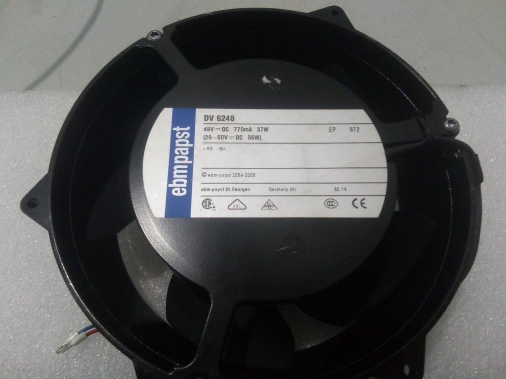 Ventilador Diagonal Ebm Papst - Dv 6248 (172x51mm)