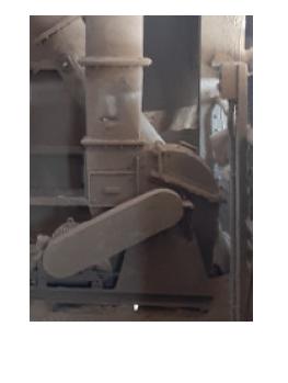 Ventilador - Marca: Boiler & Mill; Adequado a NR12: Não; Ano de Fabric