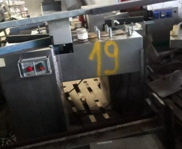 AMARRADEIRA INCOMAF RS-19A INOX, NS: 112/04