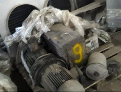 Bomba de Vacuo - INCOMAF