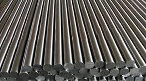 Lote de barra de aço inox 304 e 316  (Bitolas diversas)