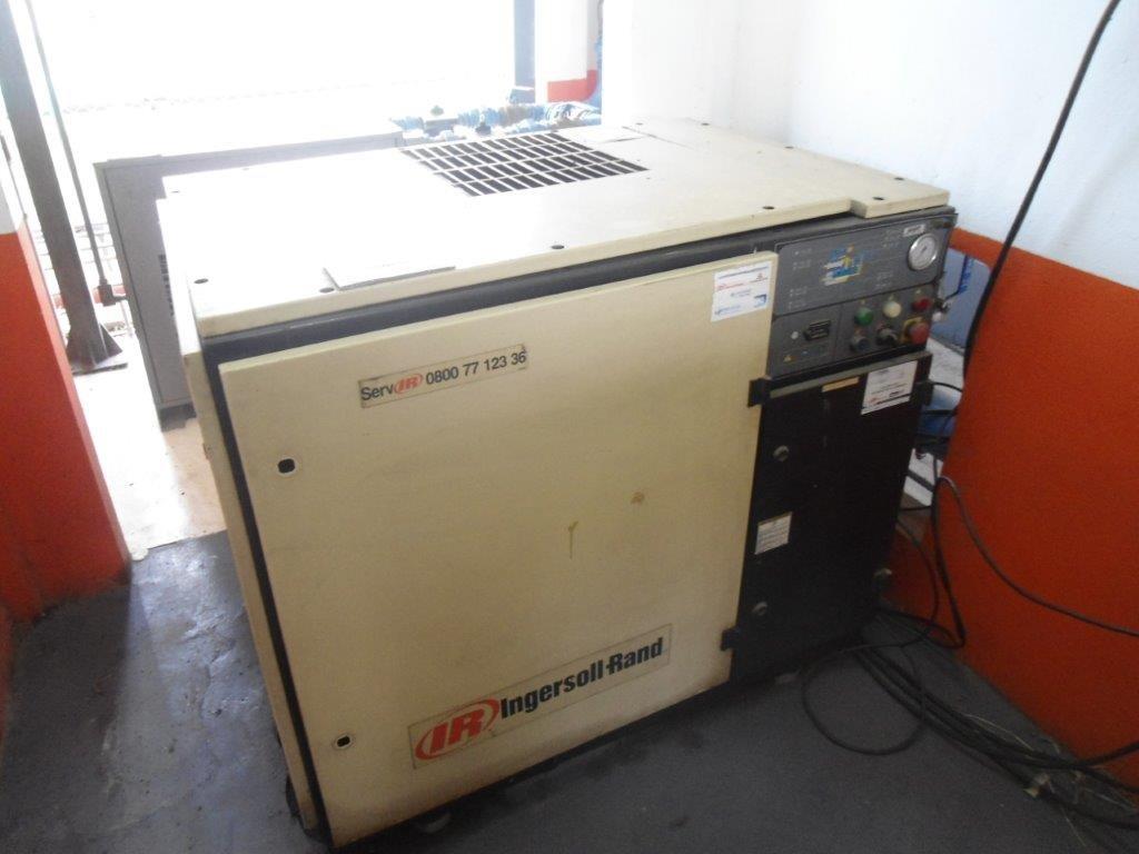 Compressor Parafuso Ingersoll Rand UP6 20-25-30 HP 230v 380v 460V Trif