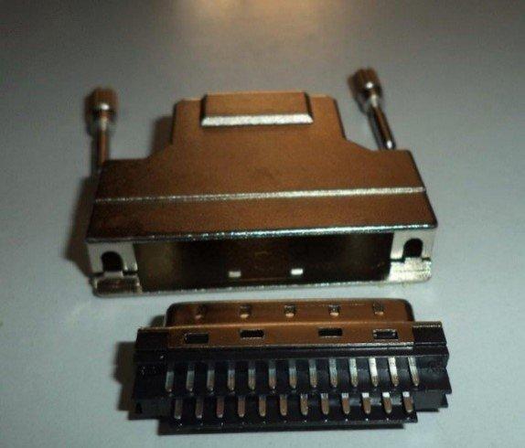 Conectores SCSI 2