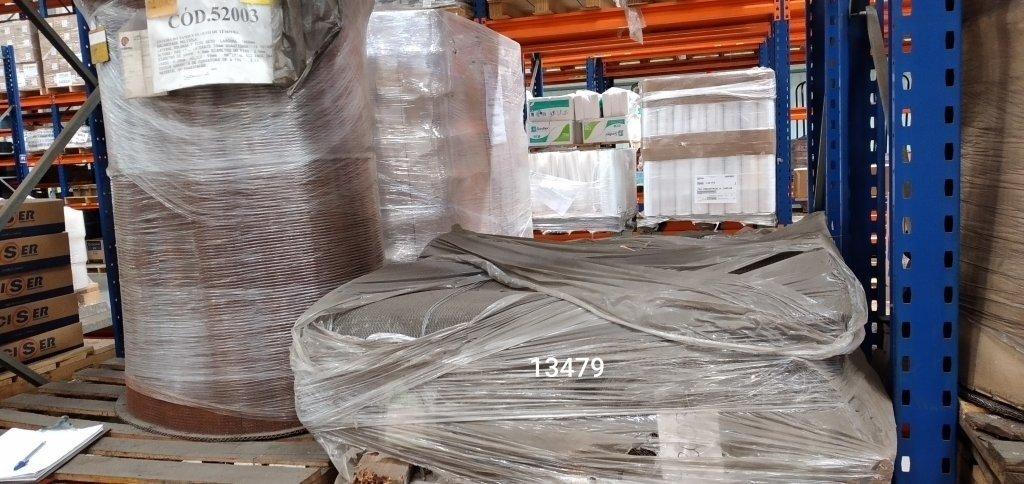 ESTEIRA DO TANQUE ÓLEO DE TÊMPERA- FORA (1000 mm de largura x 36 metro