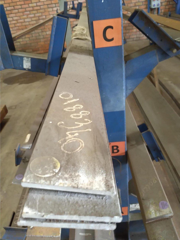 Barras Chatas SAE1045, 5160 E 1070