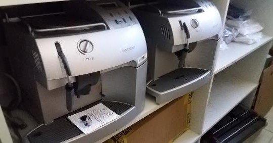 Máquinas de café expresso italiana