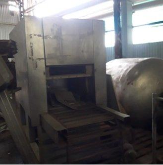 TUNEL DE ENCOLHIMENTO DE EMBALAGENS TM-020