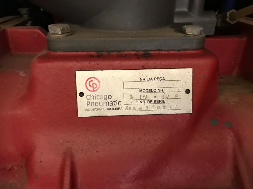 Compressor Chigado / Secador