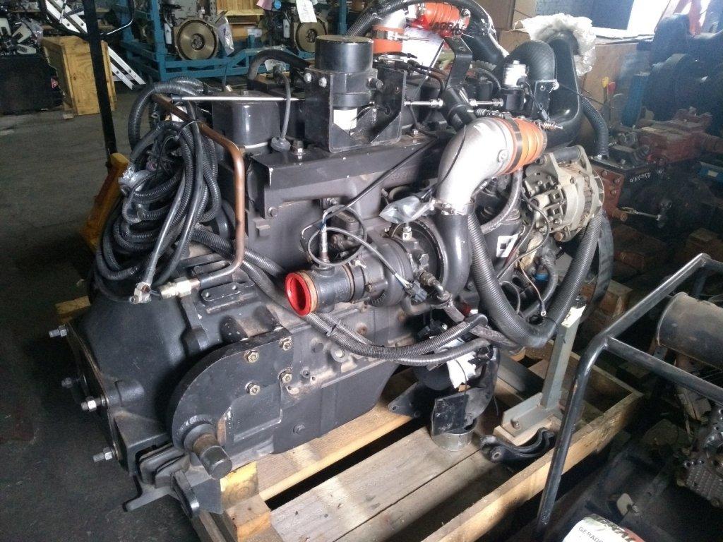 MOTOR CUMMINS B5.9 195G