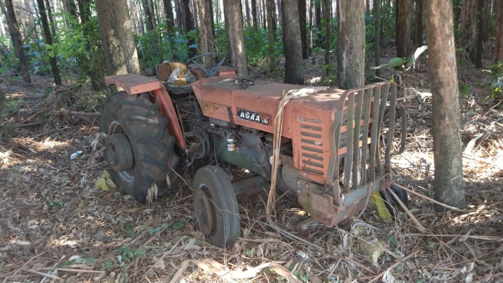 Trator AGRALE  T. 4300