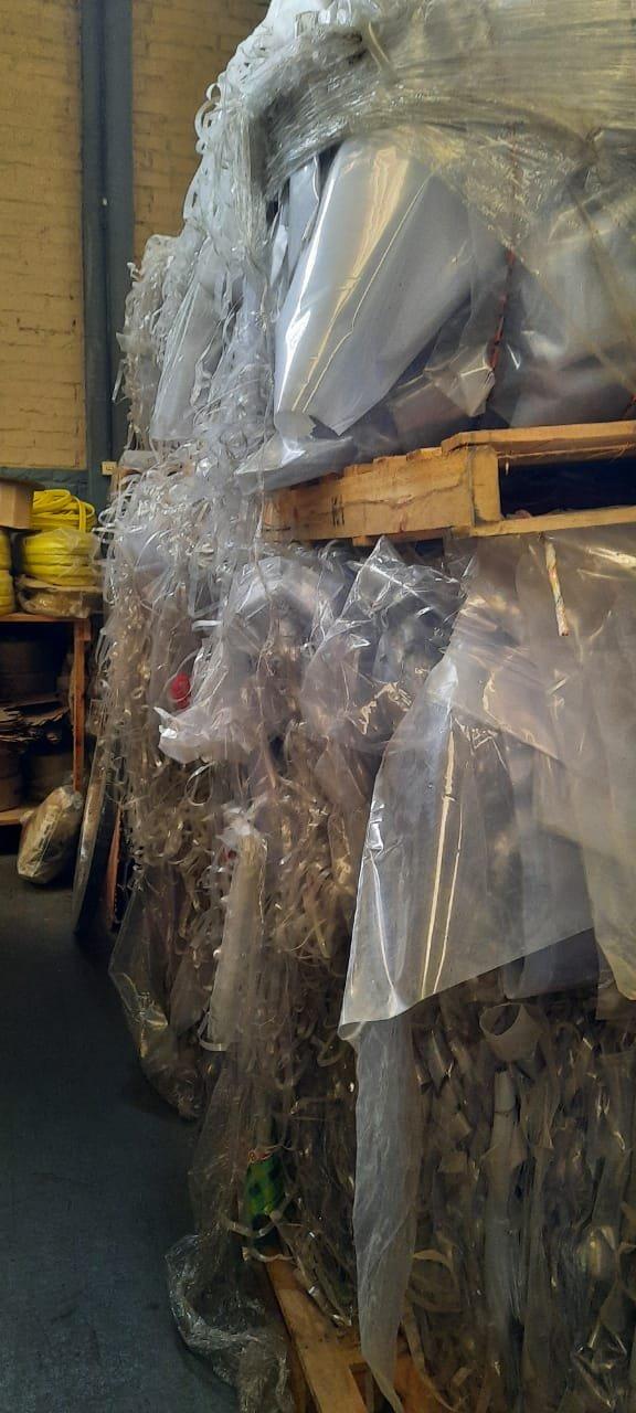 Laminas de PVC com PE
